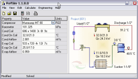 Refrigeration System Simulation Software Download